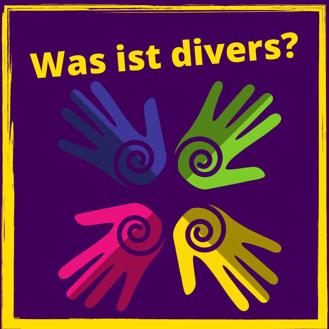 Was ist divers? Und in welchen Kontexten ist dieses Wort eigentlich wichtig? Diesen und anderen Fragen gehe ich in diesem Beitrag nach. #Diversität #Bildung #Literatur