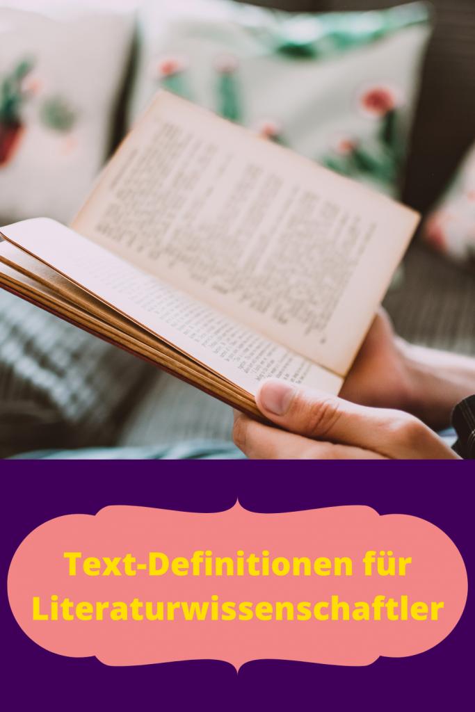 Was ist eigentlich genau Text und warum lohnt es sich darüber nachzudenken? Dieser Frage gehen wir in diesem Artikel nach. #Literaturwissenschaft #Edutainment #DigitalHumanities