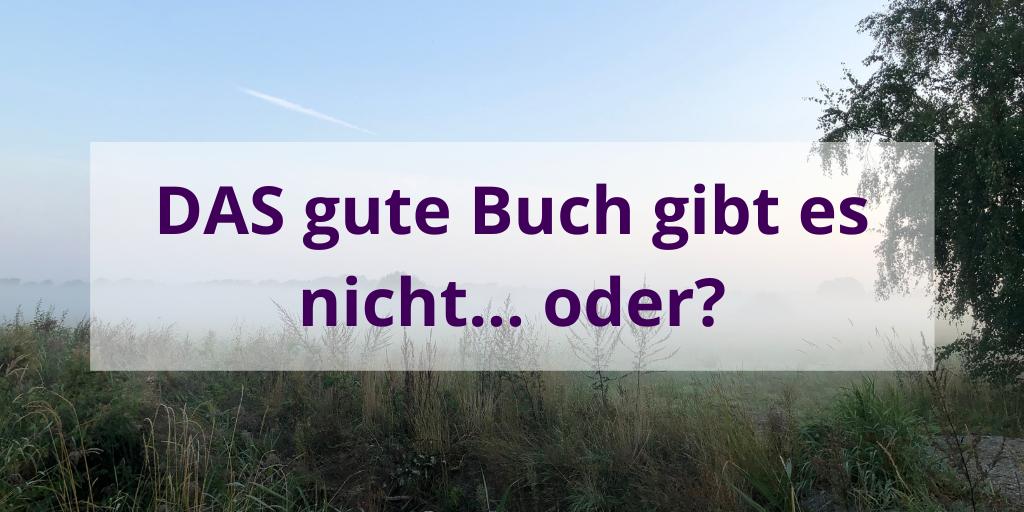 Mythos vom guten Buch: Gibt es sie nun, die literarische Qualität oder nicht? Heute wird das Geheimnis gelüftet. #Lesen #Literatur #Buecher
